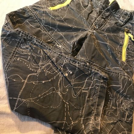 6 Year Lined Combat Trousers
